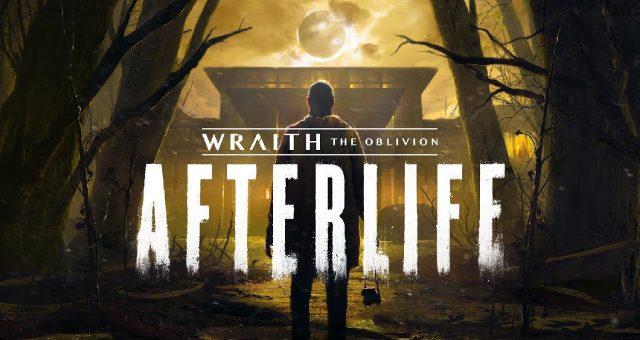 after life - wraith the oblivion
