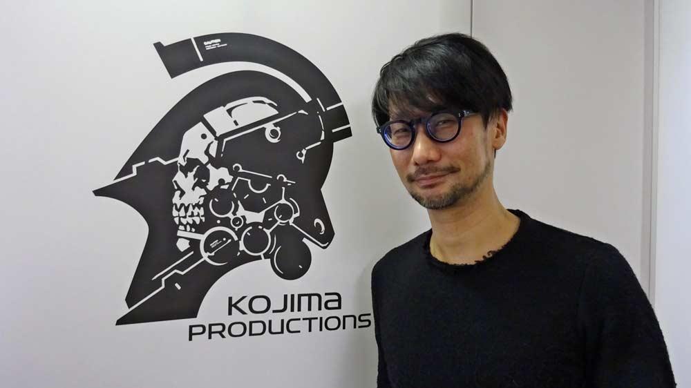 Hideo Kojima VR