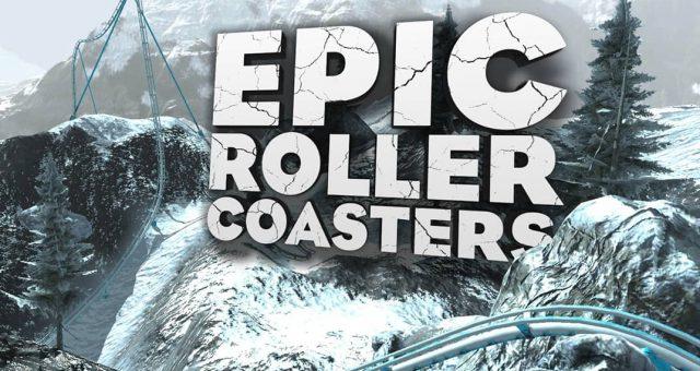 epic roller coasters vr