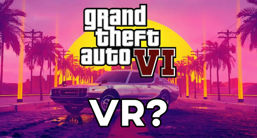 GTA VI VR
