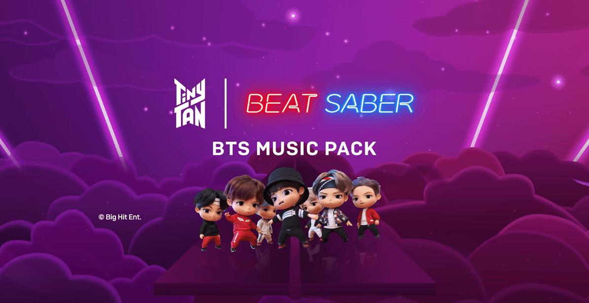 Beat Saber BTS Music Pack