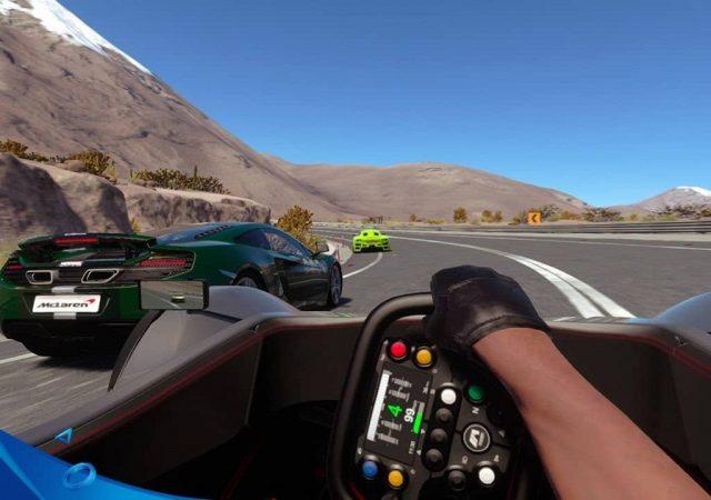 Drive Club VR