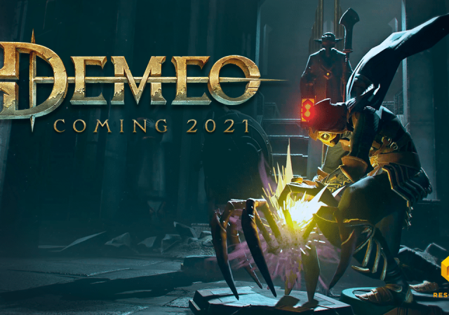 Demeo RPG VR