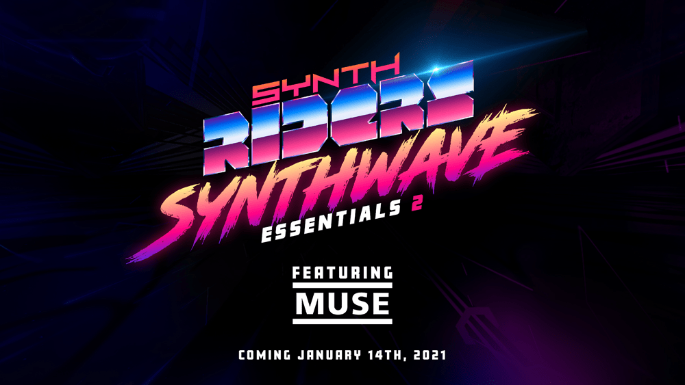 Synth Riders Power Ups Muse DLC