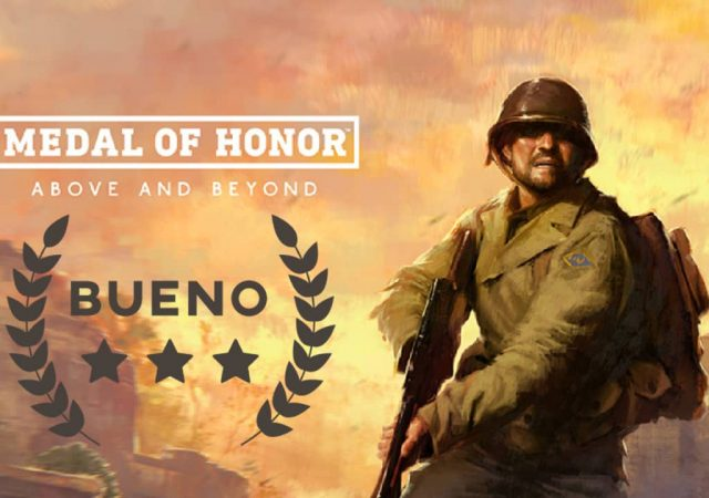 Medal of Honor Above and Beyond Review VR-EXPERIENCE