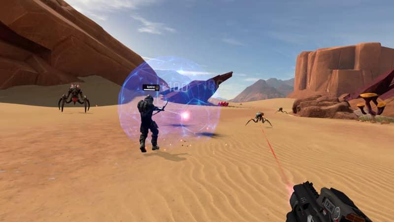 Guardians VR