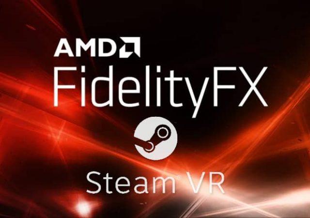 Fidelity Super Resolution funciona en SteamVR