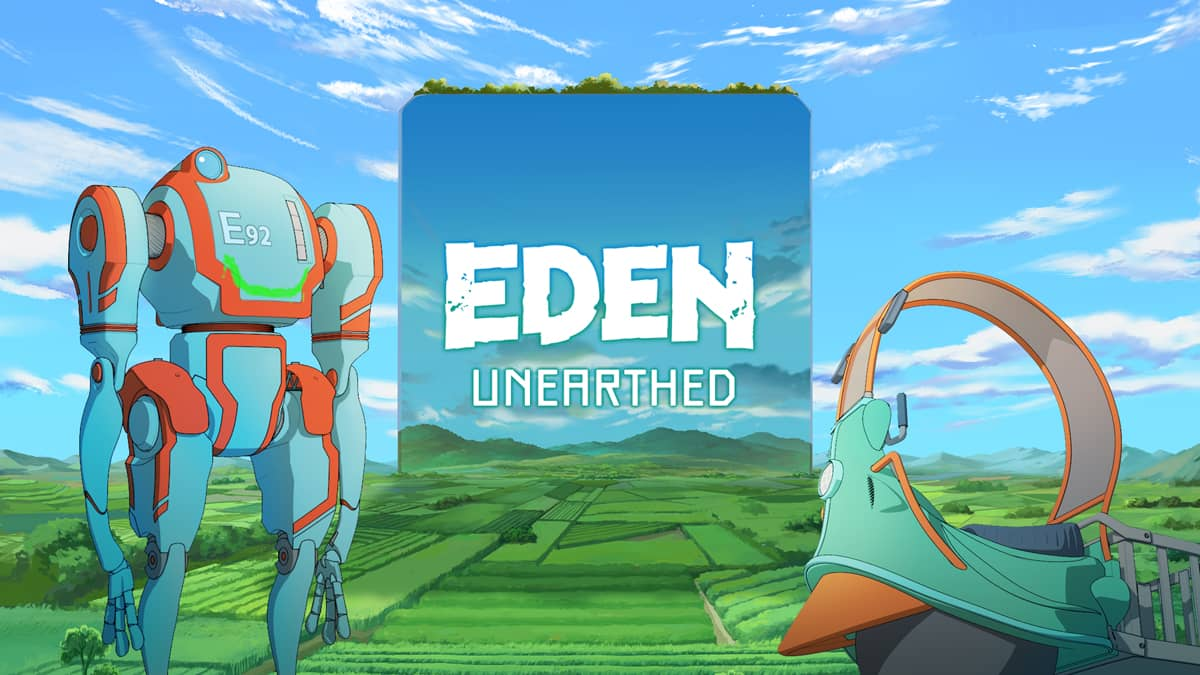 eden unearthed