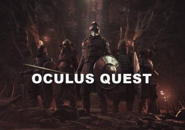 Swordman vr quest